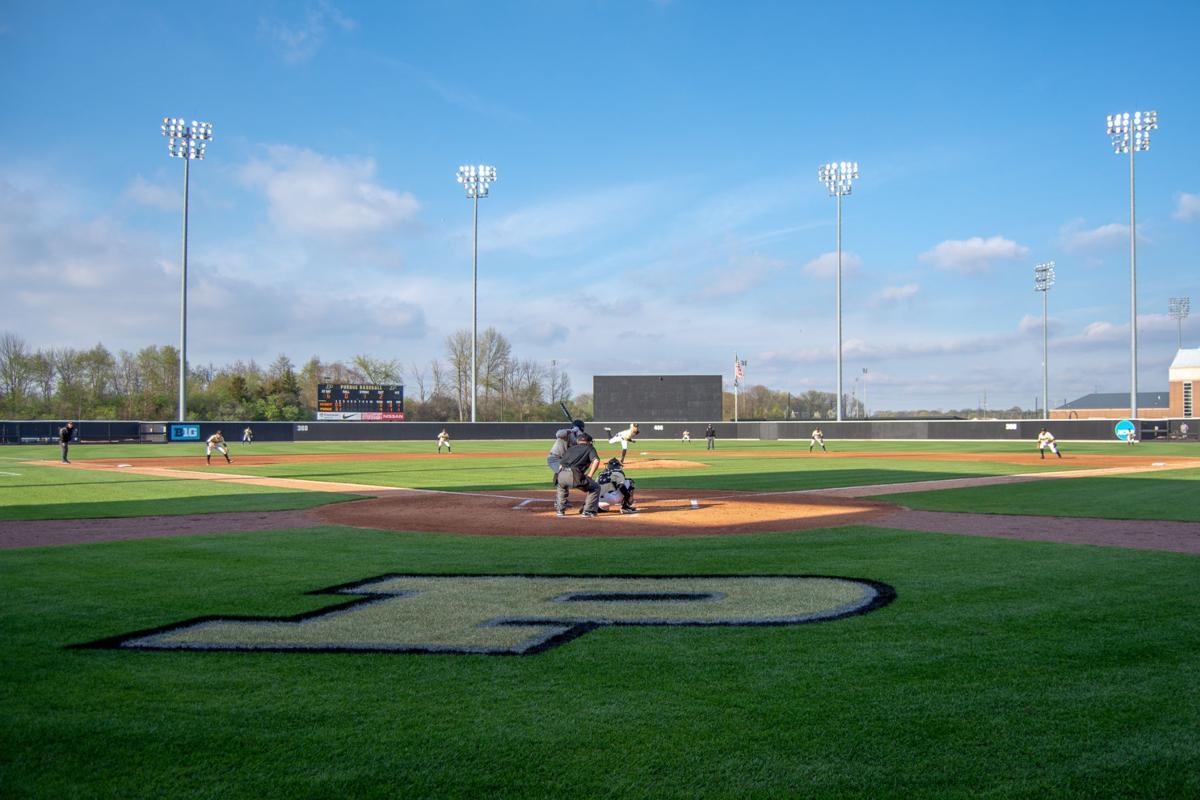 4/23/19 Baseball vs Chicago State, Field