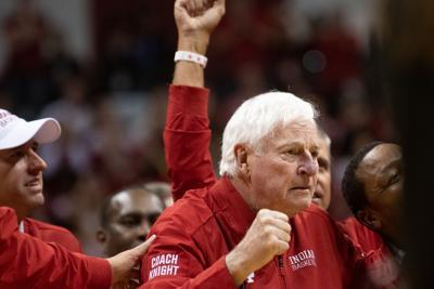 2/8/20 Former Indiana Head Coach Bobby Knight