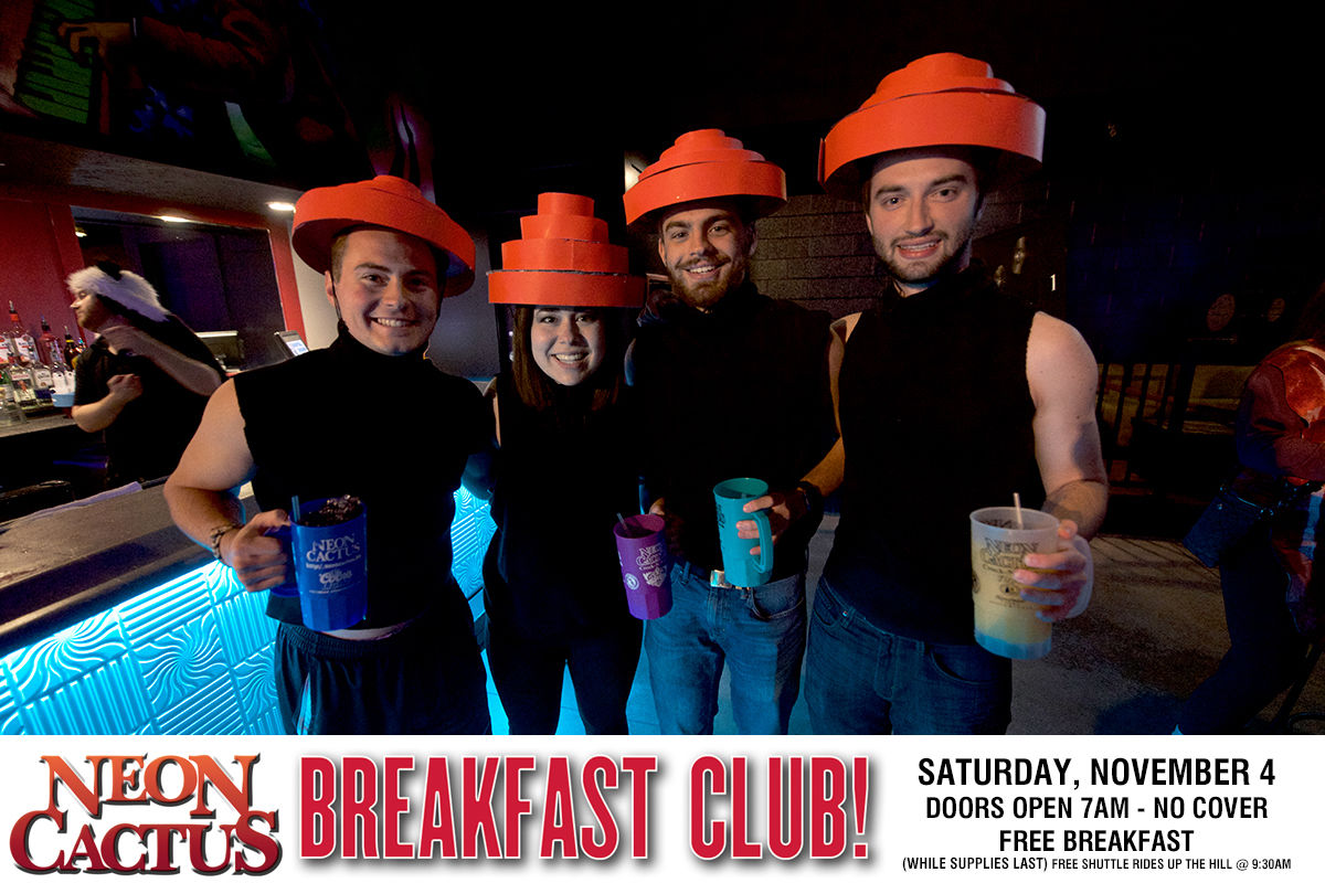 Breakfast Club at Purdue Oct. 28 2017 Cover  sc 1 st  Purdue Exponent & 10/28/17 Breakfast Club at Purdue | Features | purdueexponent.org