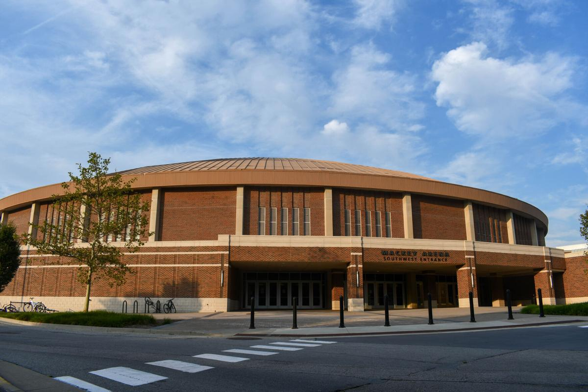 Mackey Arena Stock Photo 2