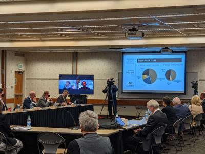 4/9/21 Purdue Board of Trustees, John Gates