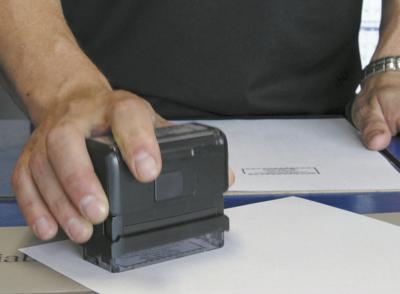 6/30/2020, Notarial stamp