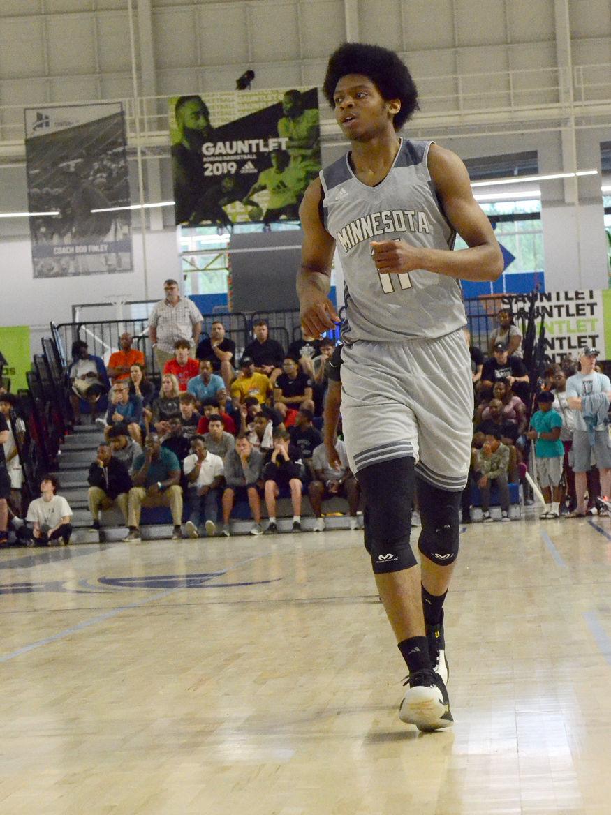7/13/19 Adidas AAU Basketball Championships, Kerwin Walton