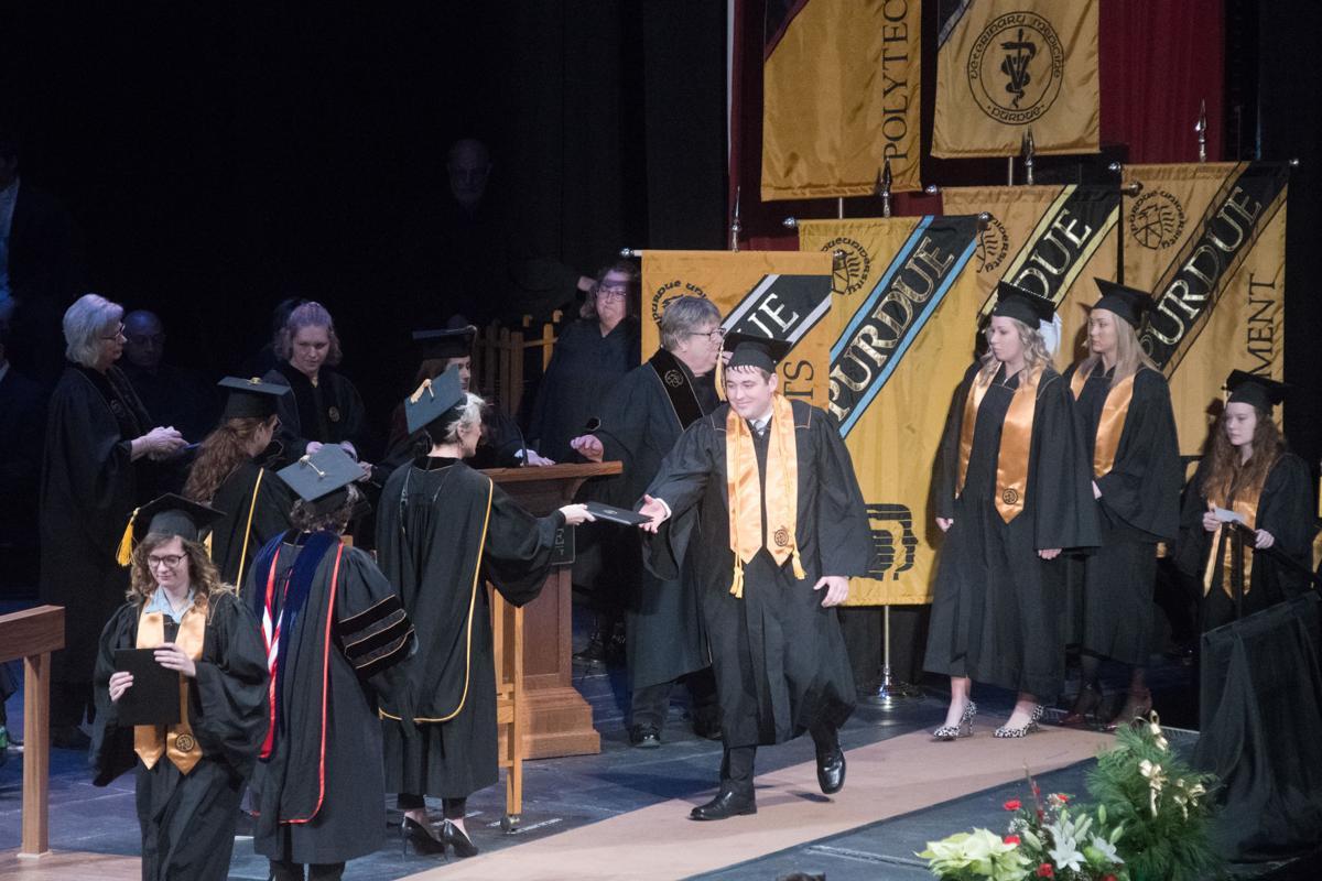 12/15/19 Division I Commencement graduates