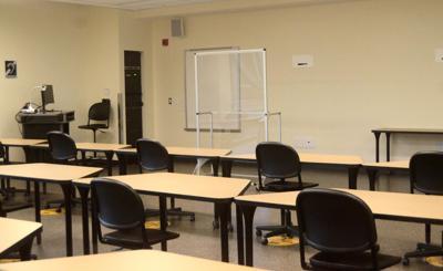 7/7/2020, WALC classroom, close