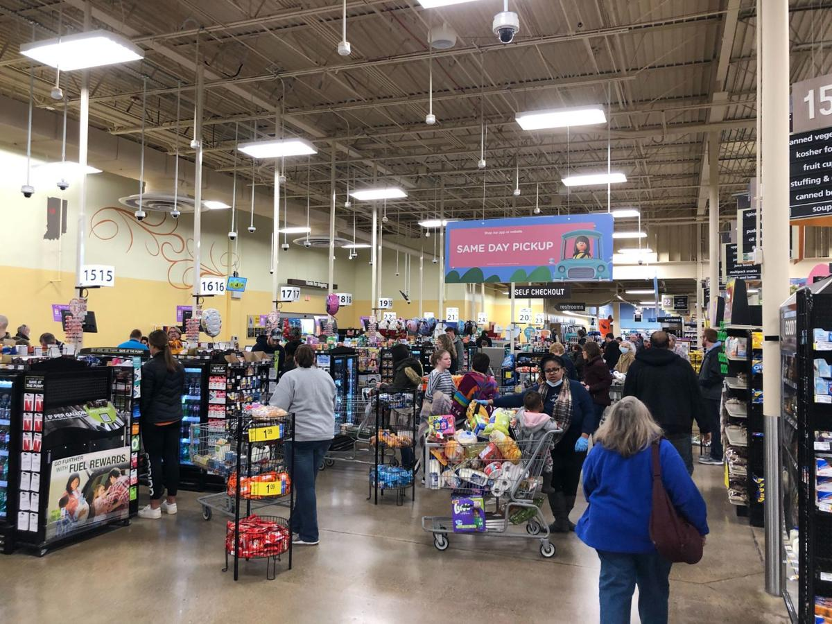COLUMN: How to avoid the germs that abound in grocery aisles