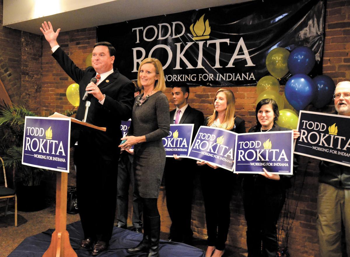 Rep Rokita Embraces Trump As He Launches Indiana Senate