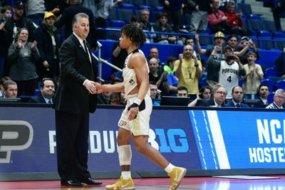 3/23/19 NCAA Tournament, Villanova, Matt Painter, Carsen Edwards