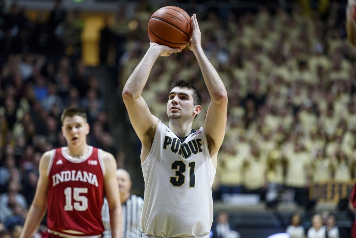 Purdue Men's Basketball: Purdue to host Team Canada in ...