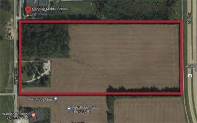 Krause Family land, 5/2/21