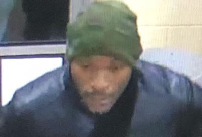 12/18/19 Clarks robbery suspect