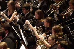 Purdue Symphony Orchestra entertains full-house crowd