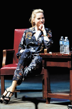 City Of Lafayette >> Amputee athlete, actress speaks at Loeb Playhouse | Campus ...