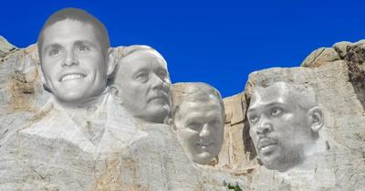 Mount Rushmore of Purdue players