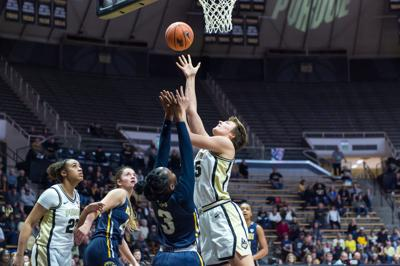 12/8/19 Kent State, Rickie Woltman, Asiah Dingle