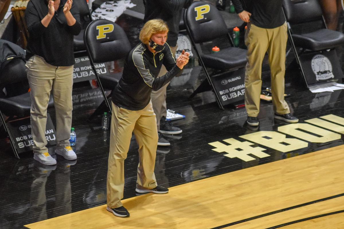 2/28/21 Illinois, Coach Sharon Versyp