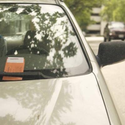 Parking permits help avoid tickets