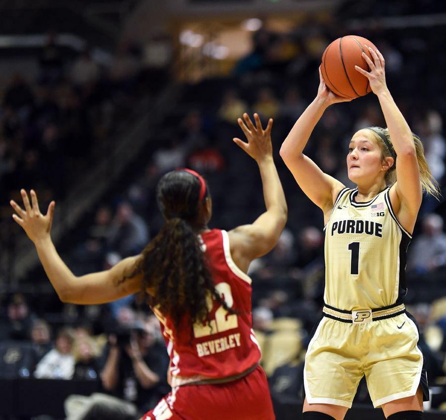12/31/19 Wisconsin, Karissa McLaughlin