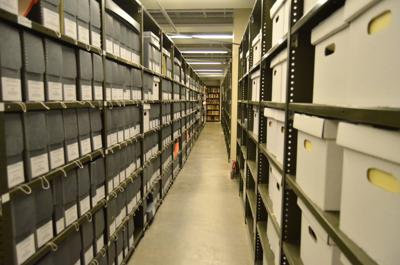 12/5/15 Neil Armstrong Collection, Boxes (copy)