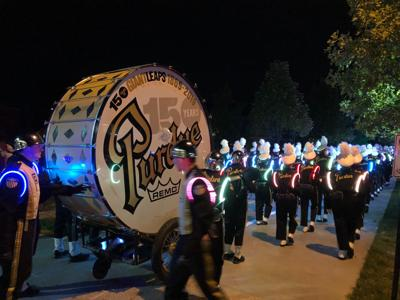 10/10/19 Homecoming Parade (Biggest Drum) (copy)