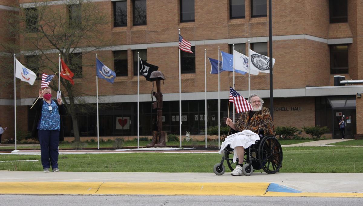 4/30/20 Indiana Veterans' Home Parade