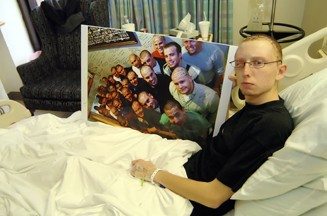 Fraternity hosts event to fight brother's illness | Campus | purdueexponent.org
