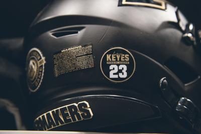 9/2/21 Leroy Keyes sticker