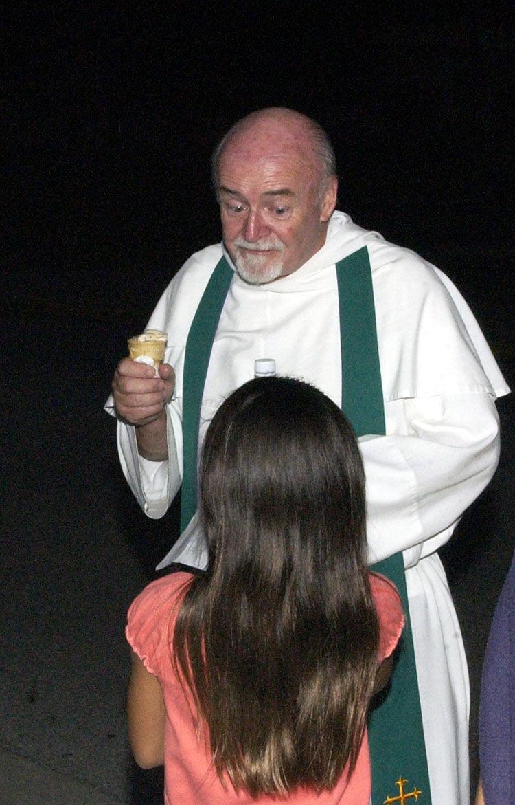 The Rev. Jim Barnett