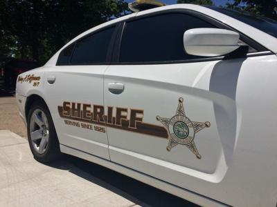 Tippecanoe County Sheriff's Office car