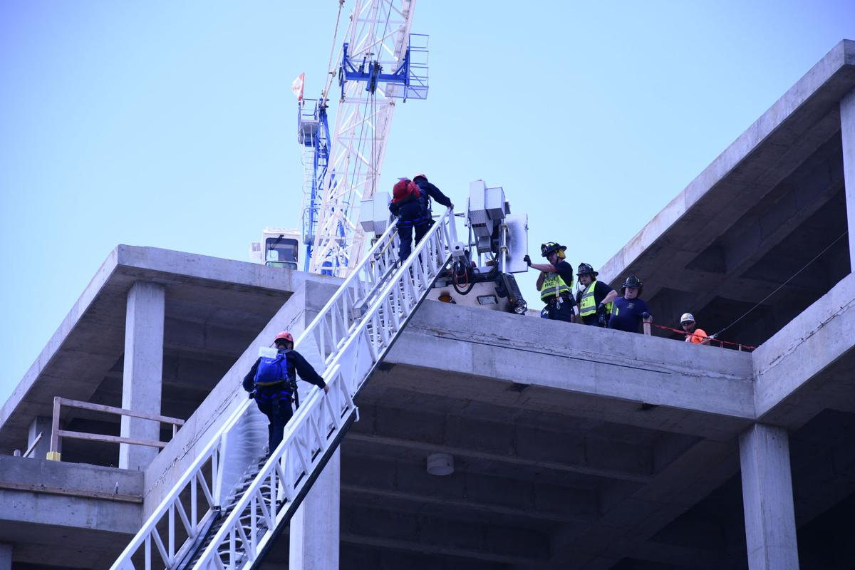 6/18/19 construction accident close up