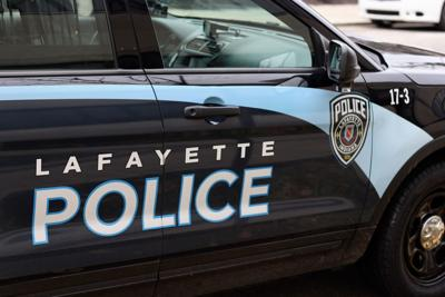 1/2/19 Police Stock Images, Lafayette Police Car (copy)