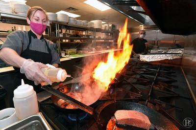 4/30/21 Haley Garrity, Sous Chef
