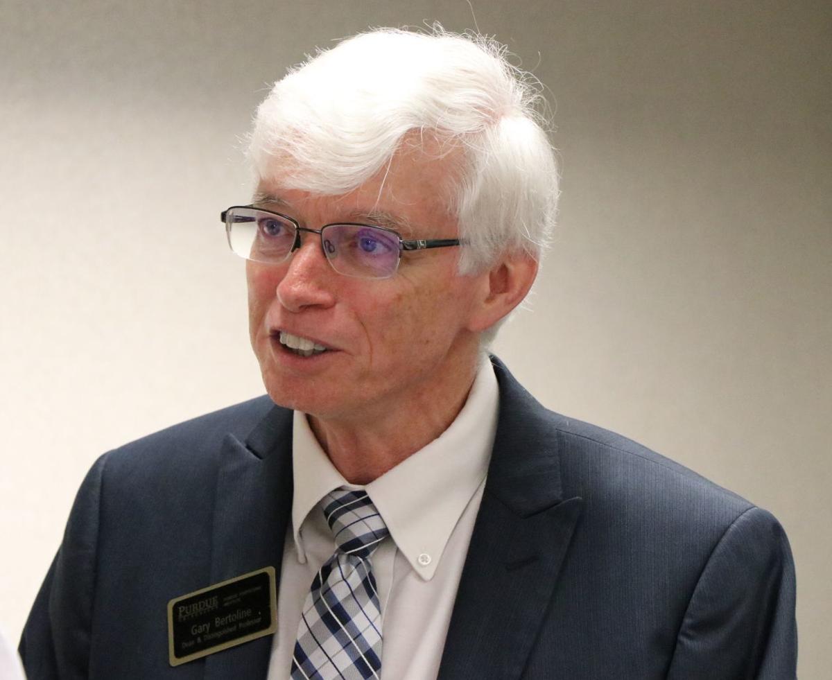 7/2/19 Polytechnic Dean Gary Bertoline