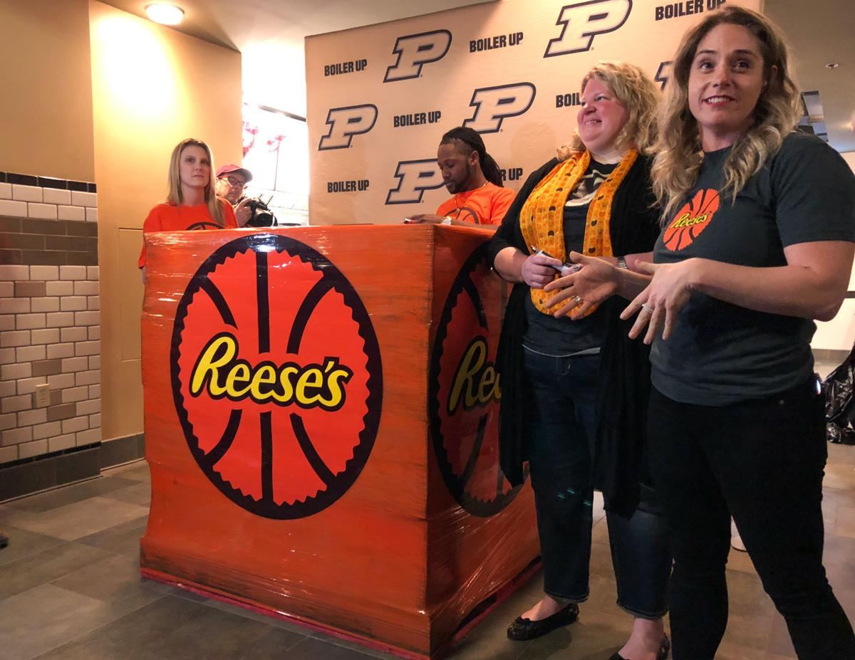 3/21/19 Reese's Event