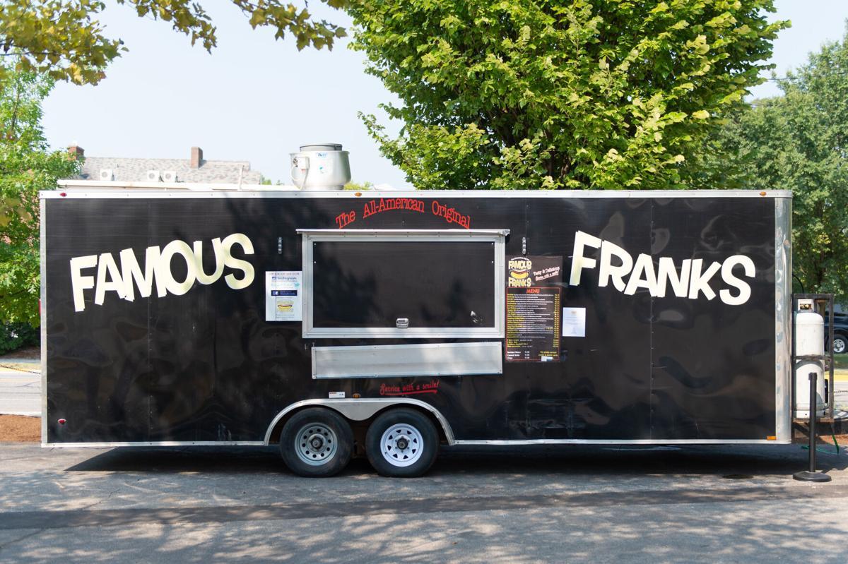 8/26/20 Food Trucks Famous Franks 1