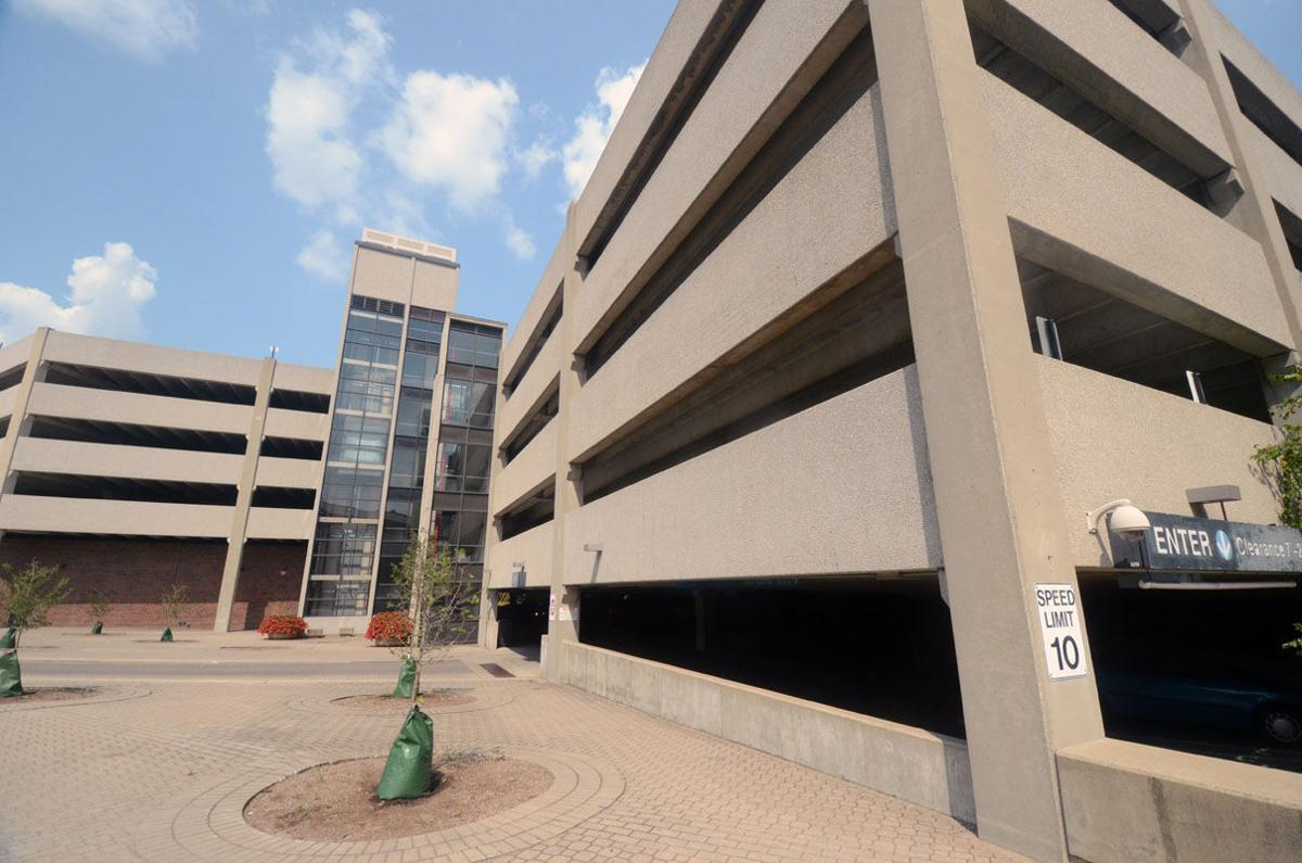 Two Purdue Parking Garages Reserved For Game-day Parking