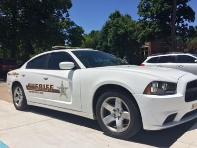 5/29/18 Sheriff's Office Car
