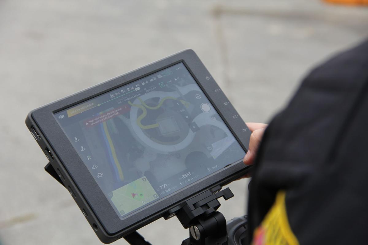 10/16/19 LFD Drone Demo