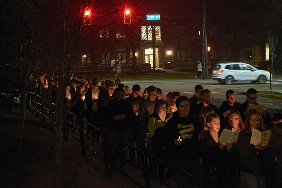 3/11/20 St. Thomas COVID-19 Eucharist Event, University Street