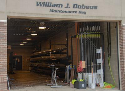 9/30/20 Rowing Team Boathouse Storage Unit