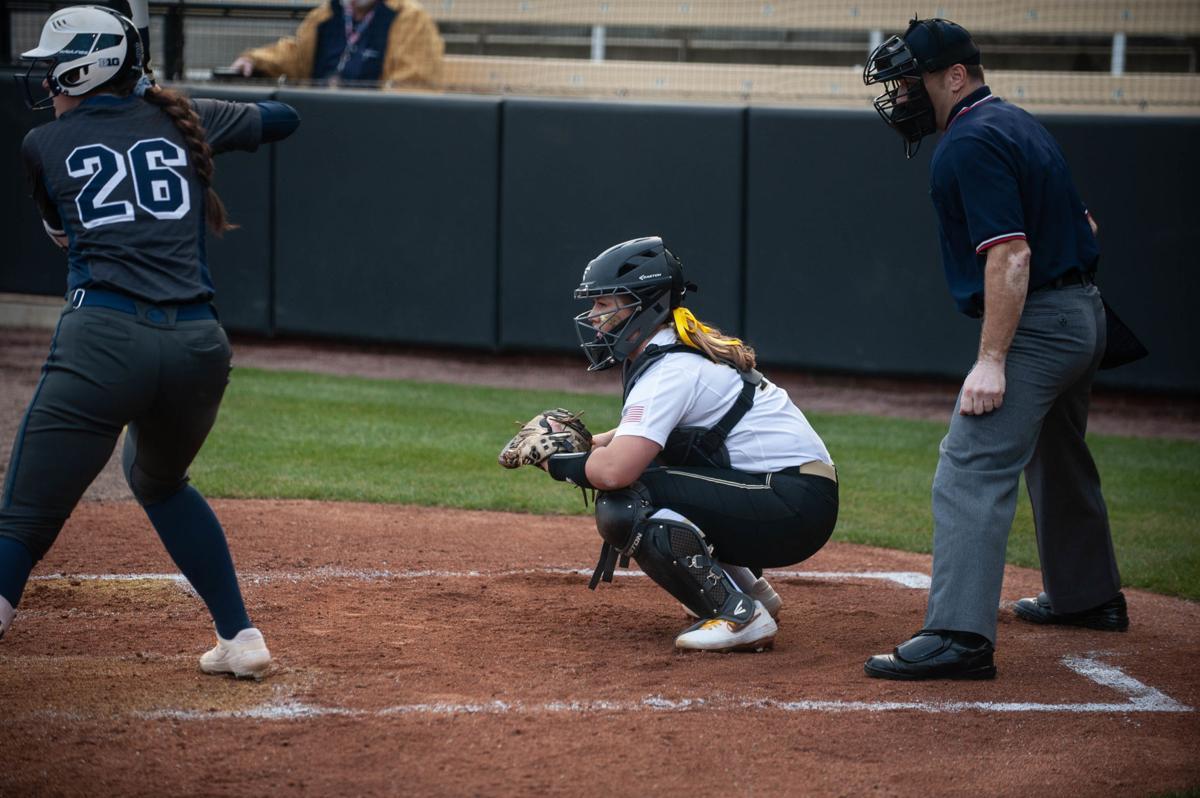 Purdue v Penn State 4/5/19, Alexa Binckes