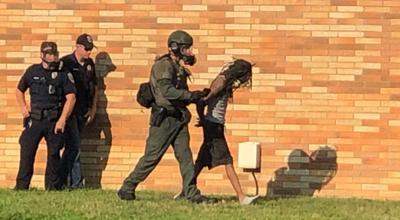 7/26/19 Lafayette SWAT team