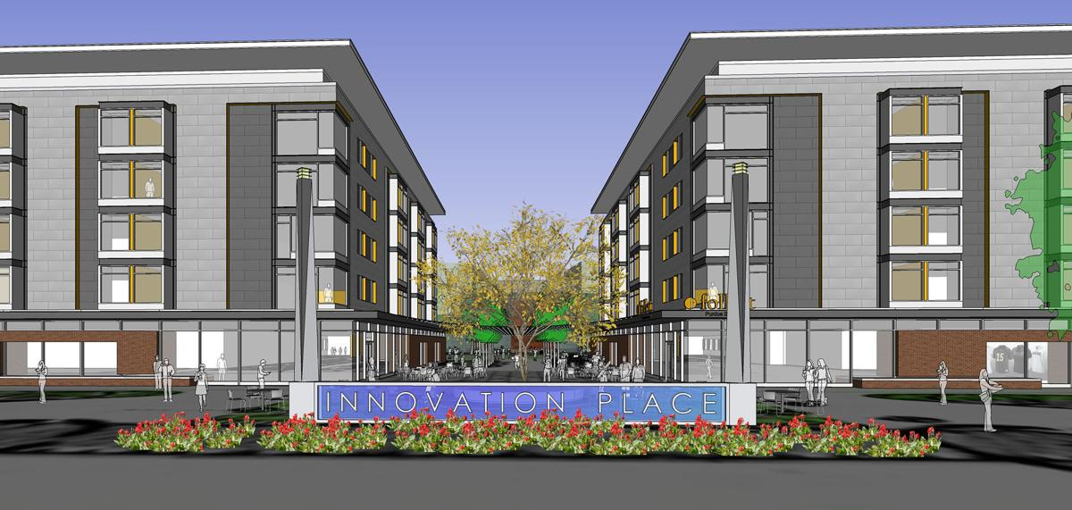 Innovation Place Apartments West Lafayette