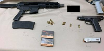 Sheriff's Colo. River Station arrests Arizonan on weapons allegations: Handgun, AR-15, high-capacity magazines, ammunition found