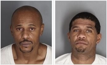 Sheriffs arrest two in residential burglary: Property recovered, suspects plead not guilty
