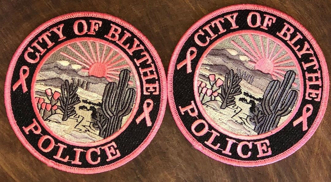 BPD August-September 2019 incident activity report, analysis: 'Pink Patch Project' cancer awareness campaign returns