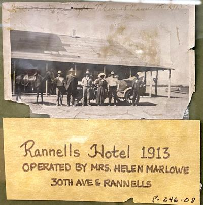 Palo Verde Historical Museum Presents: A look back at Rannels' history