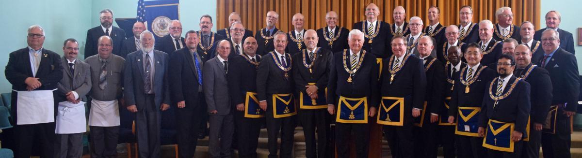 Blythe-Needles Lodge No. 473 Freemasons host 100th anniversary ceremony