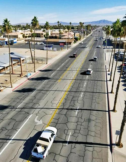 DMV response to Blythe community concerns: Driving portion of