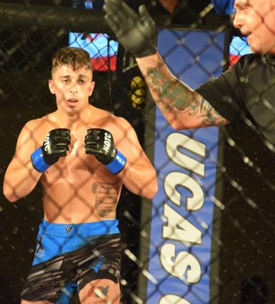 Blythe local signs for Dec. 8 MMA return: Bryce Callaghan eyes 155-lbs clash in Ontario, Calif.